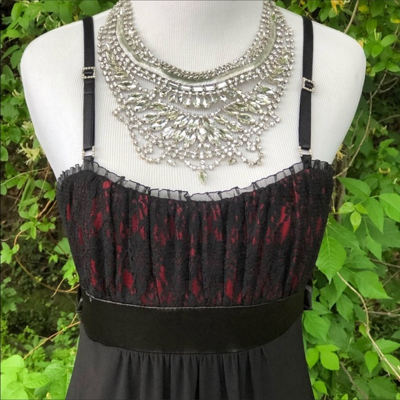 Taboo Dresses & Skirts - Simple Elegant Cocktail Dress Spaghetti Straps